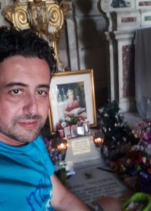 Sulla tomba di Maria Valtorta