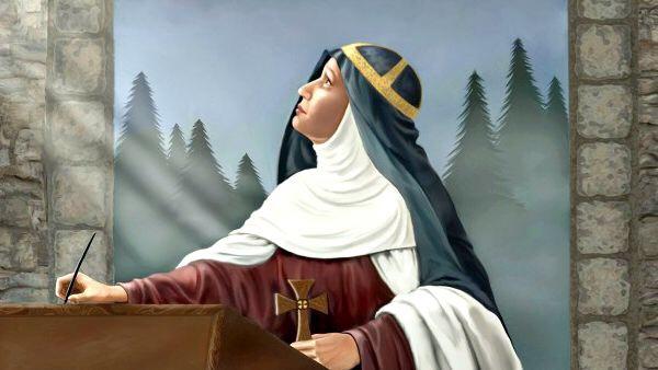 Le rivelazioni celesti di Santa Brigida