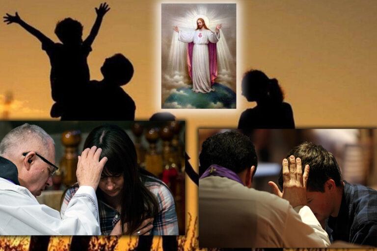 Benedizione per avere figli da Dio